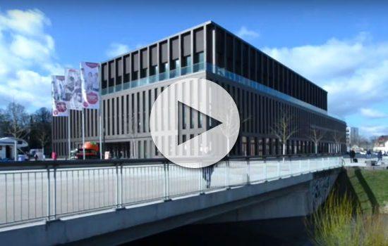 Eventfilm Gründermesse 2017
