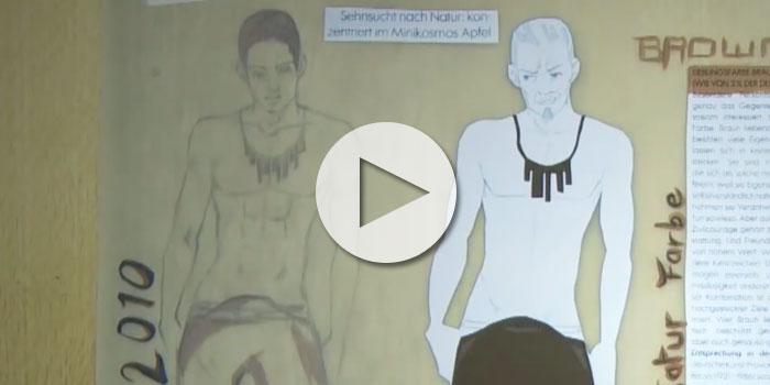Werbefilm - Modeschule Metzingen - Fashion & Architecture