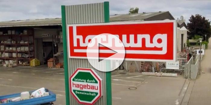 Hornung Baustoffhandel Friedrichstal