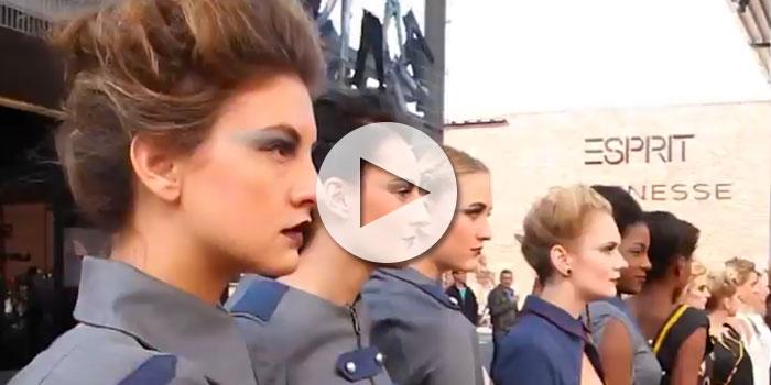 Flashmob modeschule metzingen