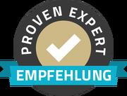 ProvenExpert-Empfehlung