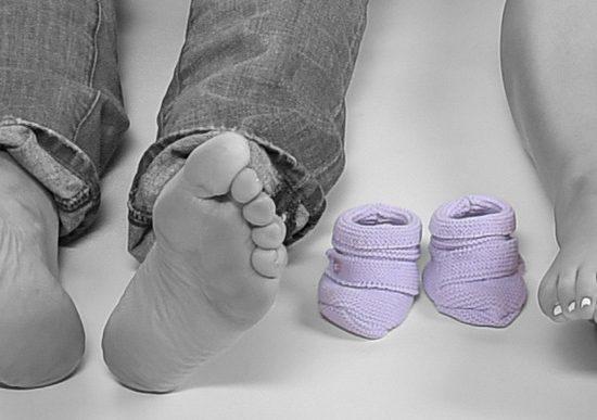 Schwangere Fotografie Aufnahmeteam
