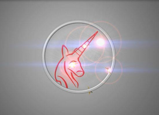 Logo Animation Aufnahmeteam