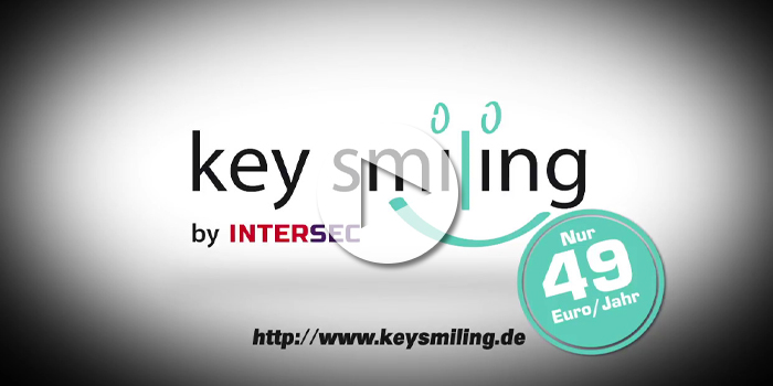 Werbespot Keysmiling by InterSec