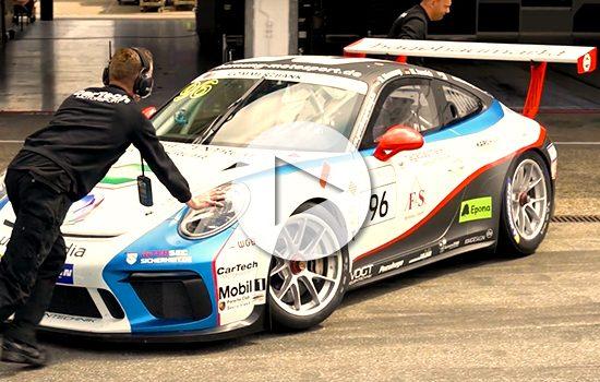 Porsche Sports Cup 2018