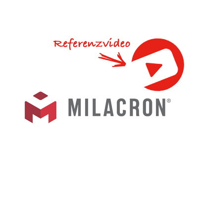Referenzvideo Michael Schiele Milacron für das Aufnahmeteam
